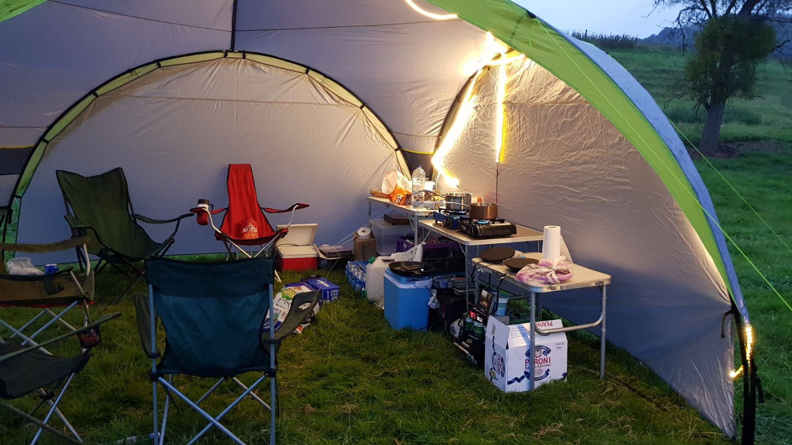 mk tent and camping show